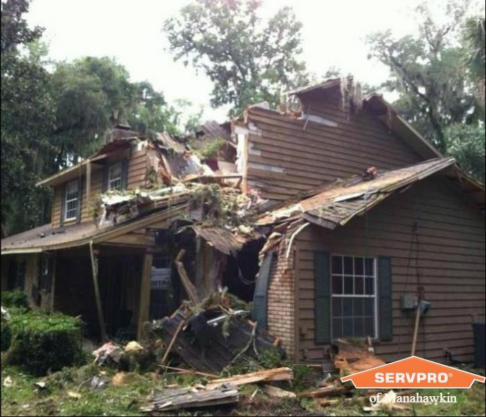 When Storms or Floods hit Ocean County, SERVPRO is ready!