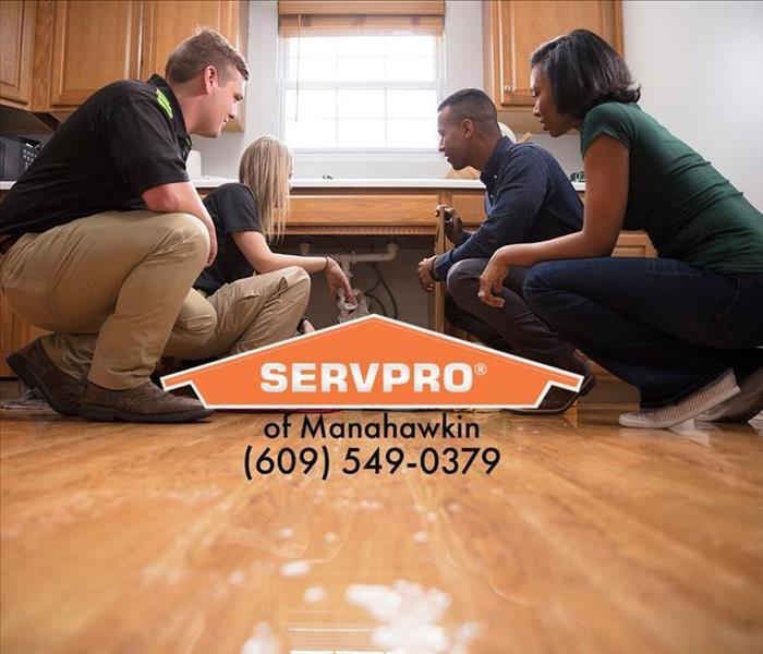 SERVPRO of Manahawkin Technicians are experts in Water Damage Restoration